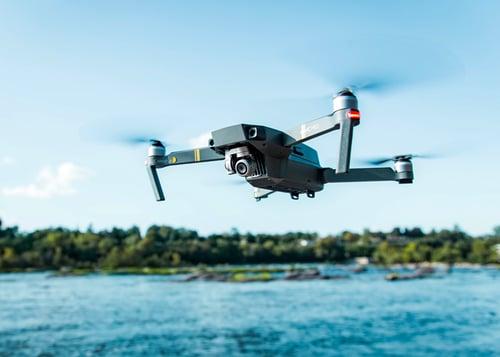 hotel-drone