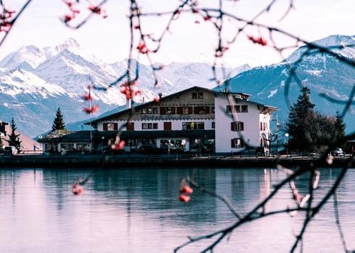 mountain-resort