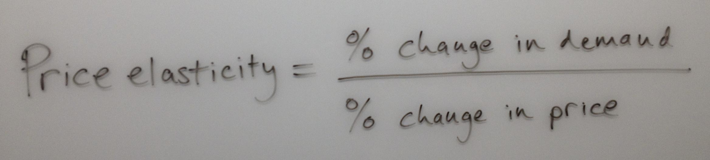 price-elasticity-formula