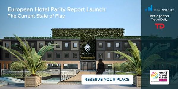 Parity Launch at WTM London