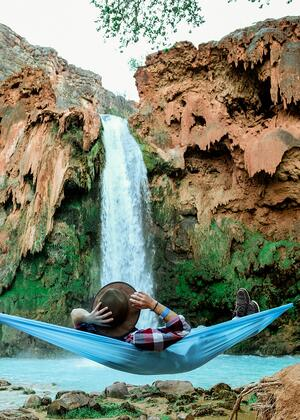 waterfall-hammock