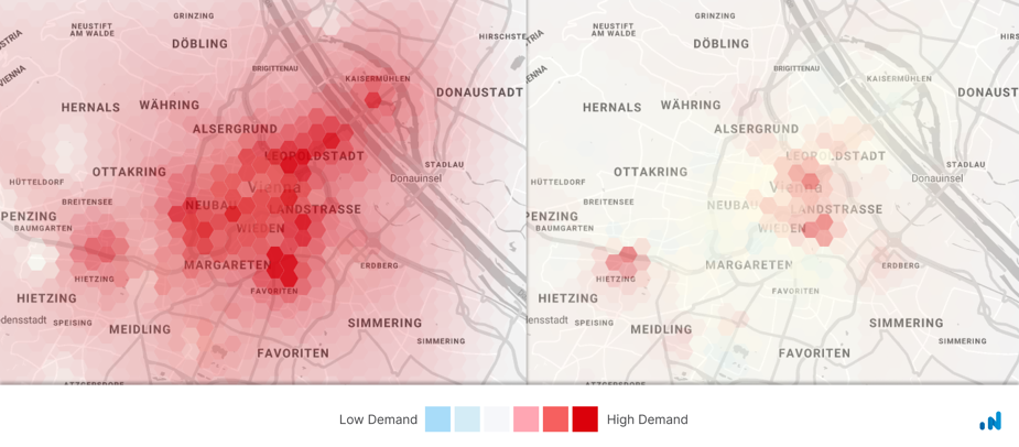 Demand-Map