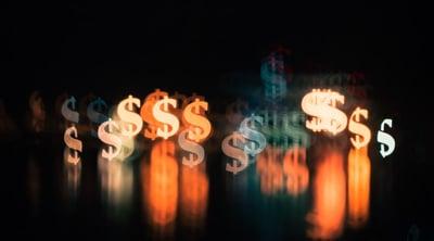 Neon-dollar-signs