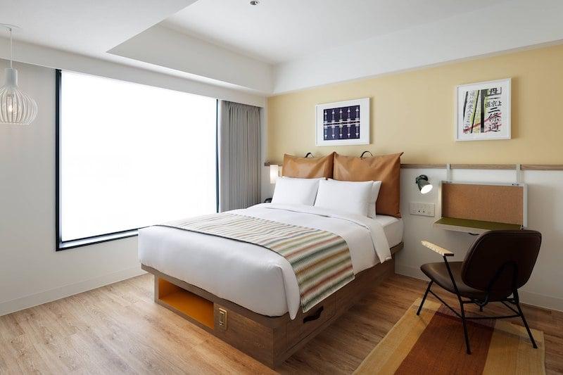 Moxy-kyoto-bedroom-1