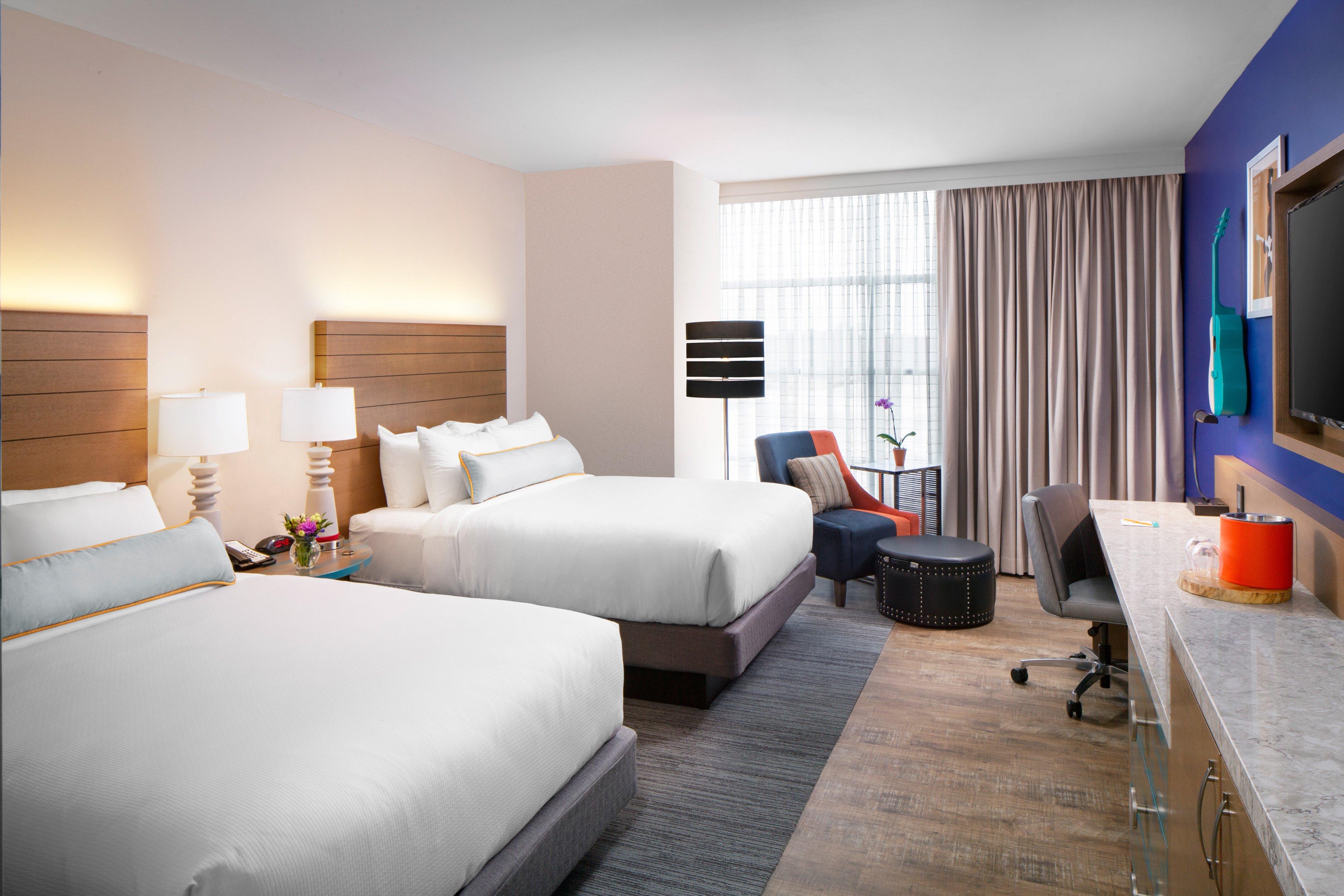 Guestroom-GainesvilleHotel-Indigo