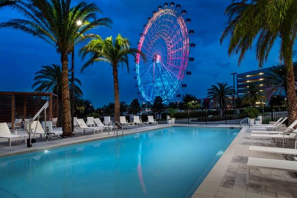 Pool-Element-Orlando