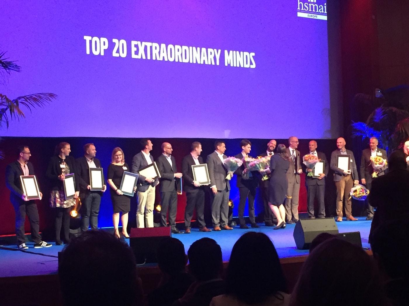 OTA Insight announces win in HSMAI Awards 2017