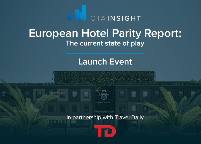 OTA Insight to release UK and European hotel parity report at WTM London