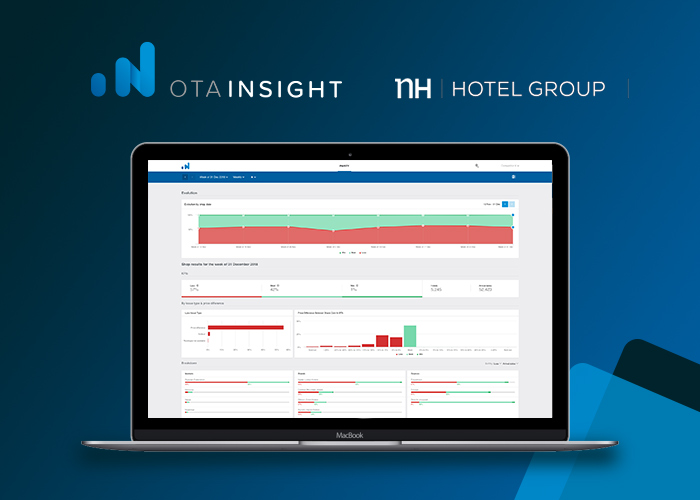 OTA Insight expands partnership with NH Hotels