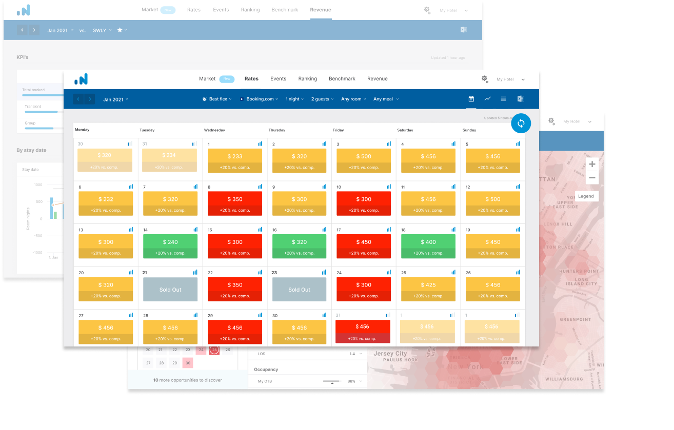 5 Reasons Booking.com RateIntelligence users should switch to Rate Insight