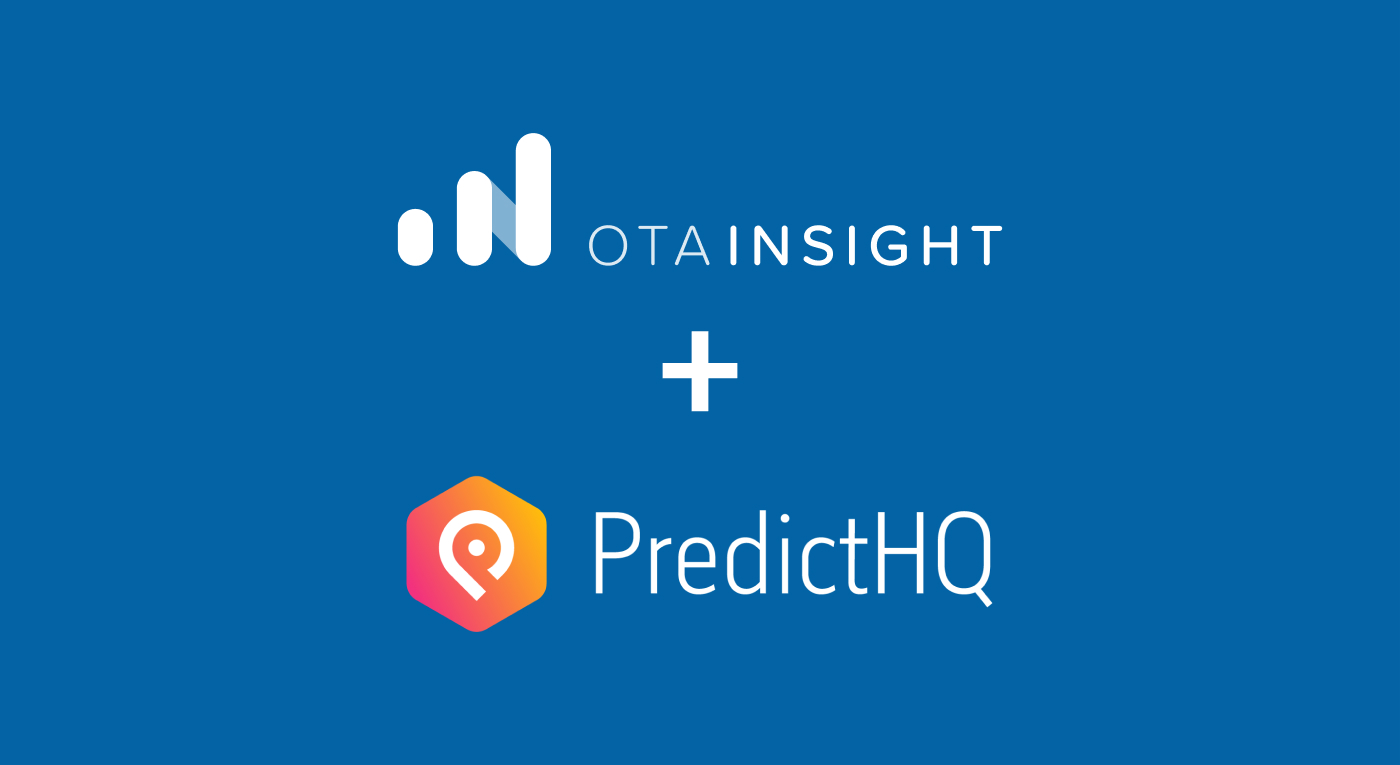 OTA Insight and PredictHQ partner for smarter demand forecasting as hoteliers prepare for rebound