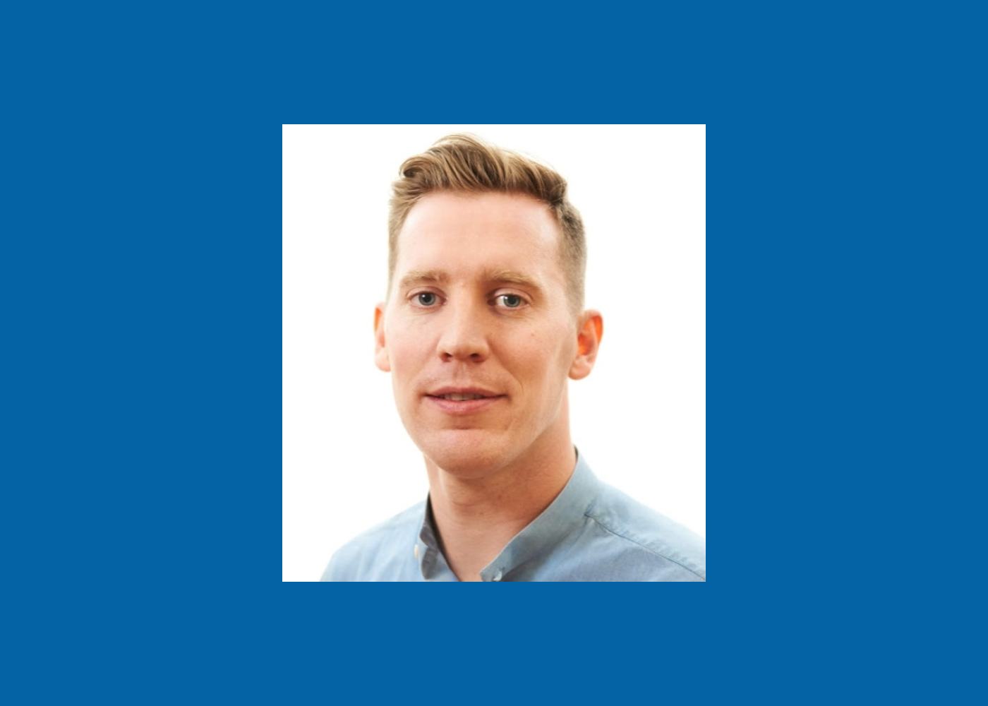Employee Spotlight - Tijl Speetjens, Senior Business Development Manager